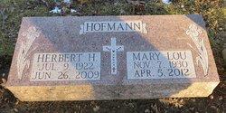 Mary Lou Pete <i>Hinen</i> Hofmann