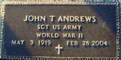 John Theodore Ted Andrews