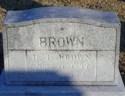 David Frank Brown