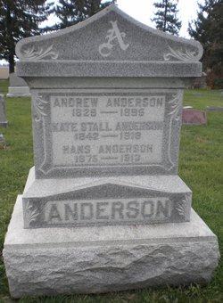 Kate <i>Stall</i> Anderson
