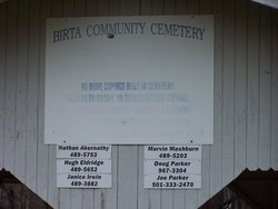 Birta Community Cemetery