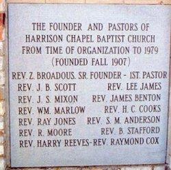 Harrison Chapel Cemetery