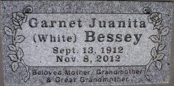 Garnet Juanita <i>Cook</i> Bessey