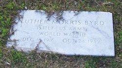 Luther Morris Byrd