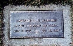 Lawrence H Lyle Warnke