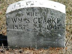 Letta Agnes <i>Walker</i> Clarke