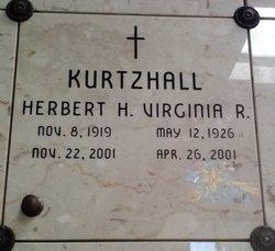 Herbert Herman Kurtzhall
