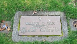 Pvt Wallace Clifford Aden