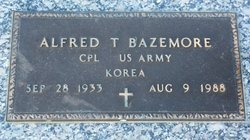Alfred T. Bazemore