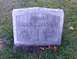 Calvin L Dershem