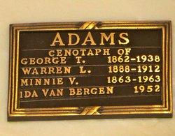 Warren Lyle Adams