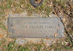 Shannon Geraldine Fendley
