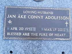 Jan Ake Conny Adolfsson