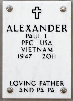 Paul L. Alexander