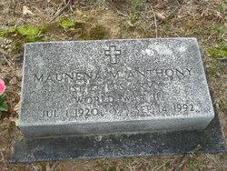 Maunena M. Anthony