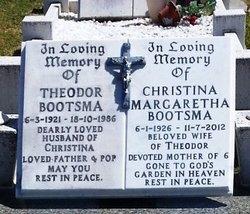 Christina Margaretha Bootsma