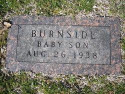 Baby Son Burnside