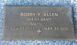 Bobby K. Allen