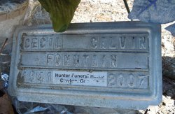 Cecil Calvin Fountain