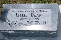 Lillie <i>Tipton</i> Dean