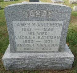 Lucilla <i>Bateman</i> Anderson