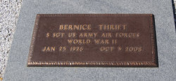 Bernice Jimmy Thrift