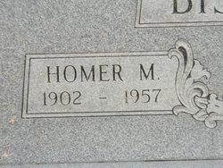 Homer M Bishop