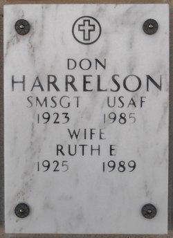 Ruth E Harrelson