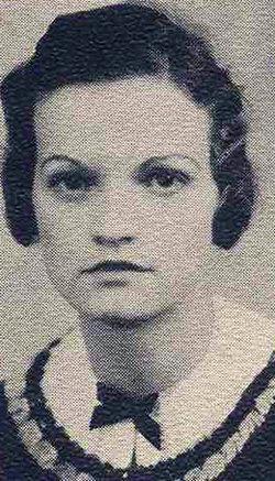 Lillian Brook <i>Gadd</i> Lewis
