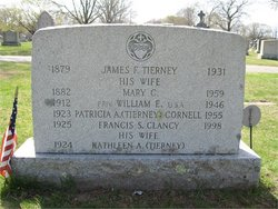PFC William Edward Bill Tierney