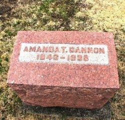 Amanda Temperance <i>Porter</i> Cannon
