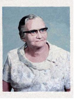 Anna Mae Annie <i>Chafin</i> Browning