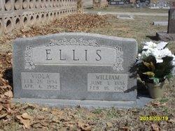 Viola Hyacinth <i>Lawson</i> Ellis