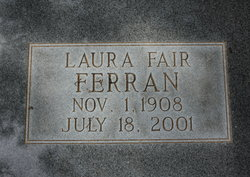 Laura Fair <i>Morrow</i> Ferran