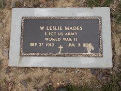 William Leslie Les Mades