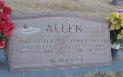 Oma Stella <i>Ridgeway</i> Allen