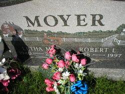 Letha M <i>Spees</i> Moyer