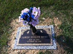 Judith Evelyn Dant