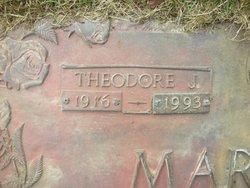 Theodore John Ted Marshall