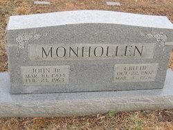 John McKinley Monhollen, Jr