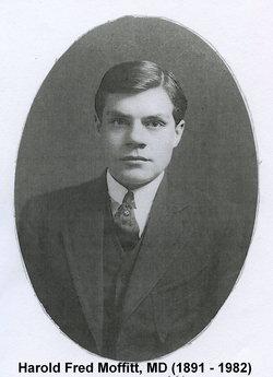 Dr Harold Fred Moffitt