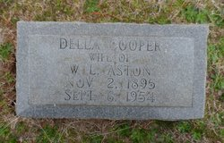 Della <i>Cooper</i> Aston