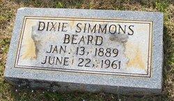 Dixie <i>Simmons</i> Beard
