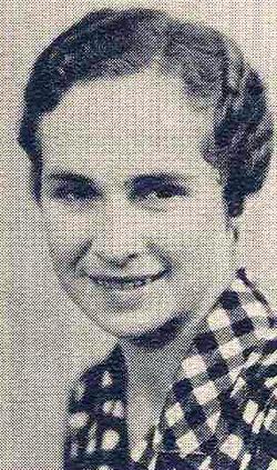 Lilly Merle <i>Davis</i> Ballard