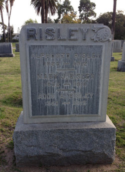 Adon A Risley