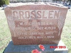 Effie Jane <i>Deardorff</i> Crosslen