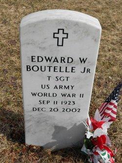 Edward W Boutelle, Jr