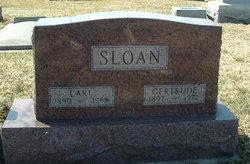 Gertrude Sloan