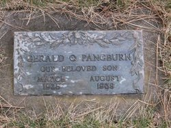 Gerald Orville Pangburn