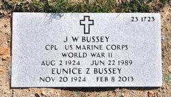 Eunice C. <i>Beach</i> Bussey